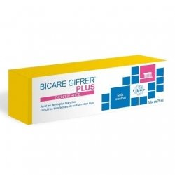 Gifrer Dentifrice Bicare Plus 75 ml