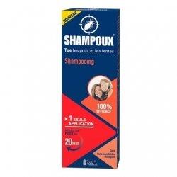 Shampoux Shampooing Anti-Poux Et Lentes 100ml