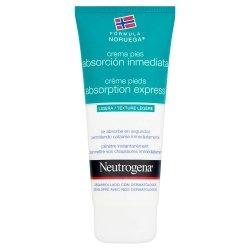 Neutrogena Crème Pieds Absorption Express 100ml