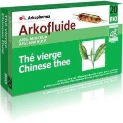 Arkofluides Thé vert bio ampoules 20x15ml
