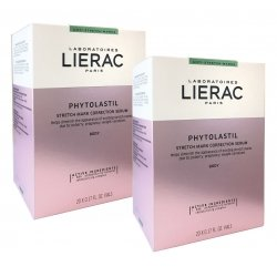 Lierac Duo Pack Phytolastil Sérum Correction des Vergetures 2x20 ampoules de 5ml