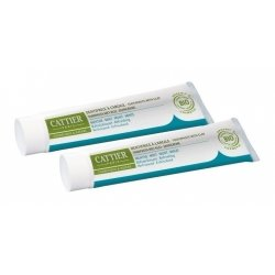 Cattier Duo Pack Dentargile Dentifrice Menthe 2x75ml
