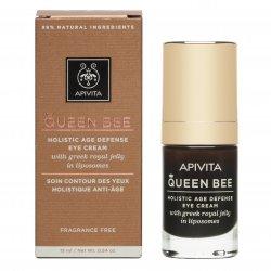 Apivita Queen Bee Age Défense Crème Yeux 15ml