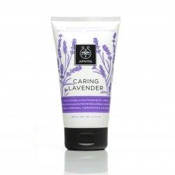 Apivita Caring Lavender Crème Corps Hydratante Apaisante 150ml