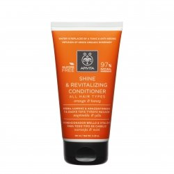Apivita Après-Shampoo Brillance Revitalisation 150ml
