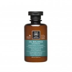 Apivita Shampooing Equilibrant Cheveux Gras 250ml