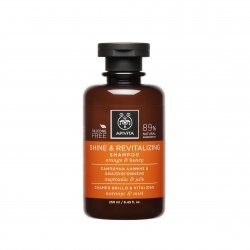 Apivita Shampooing Brillance Revitalisation 250ml