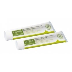 Cattier Duo Pack Dentargile Dentifrice Anis 2x75ml