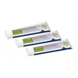 Cattier Trio Pack Eridène Dentifrice Sans Sulfates Ni Fluor 3x75ml