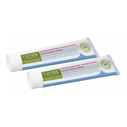 Cattier Duo Pack Eridène Dentifrice Haleine Fraîche 2x75ml