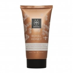 Apivita Royal Honey Crème Corps Hydratante Riche 150ml