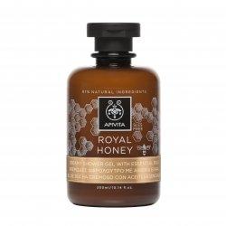 Apivita Royal Honey Gel Douche Crémeux aux Huiles Essentielles 300ml