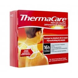 Thermacare Patchs Chauffants Nuque-Epaule-Poignet 2 patchs