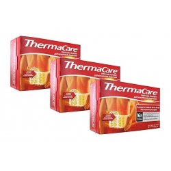 Thermacare Trio Pack Patchs Chauffants Dos 3x2 patchs