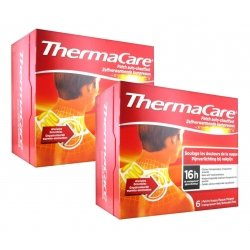 Thermacare Duo Pack Patchs Chauffants Nuque-Epaule-Poignet 2x6 patchs