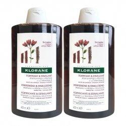 Klorane Duo Pack Shampooing Quinine 2x400ml