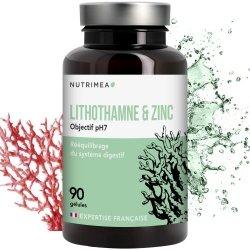 Nutriméa Objectif Ph7 (pilulier de 120 gélules) acido-basique