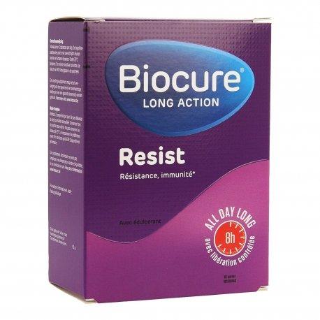 Biocure Long Action Resist 60 comprimés