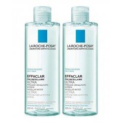 La Roche Posay Duo Pack Effaclar Eau Micellaire 2x400ml