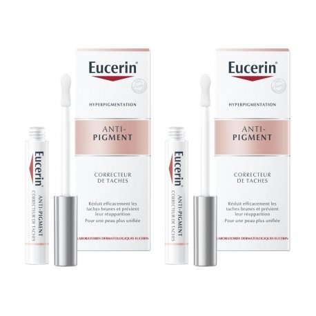 Eucerin Duo Pack Anti-Pigment Correcteur de Taches 2x5ml