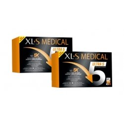 XLS Medical Duo Pack Force 5 / Ultra 5 2x180 gélules