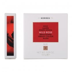 Korres KM Wild Rose Blush 31 Light Bronze 5.5g