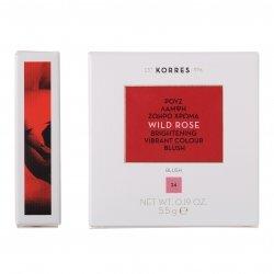 Korres KM Wild Rose Blush 24 Dusty Rose 5.5g