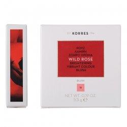 Korres KM Wild Rose Blush 18 Peach 5.5g