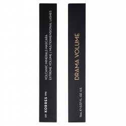 Korres KM Mascara Drama Volume 01 Black 11ml