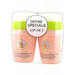 Roger & Gallet Duo Pack Fleur de Figuier Deo Roll-On 2x50ml