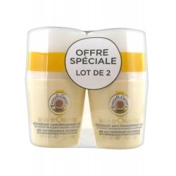 Roger & Gallet Duo Pack Bois d'Orange Deo Roll-On 2x50ml