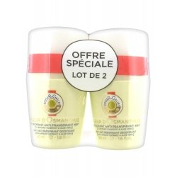 Roger & Gallet Duo Pack Fleur d'Osmanthus Deo Roll-On 2x50ml