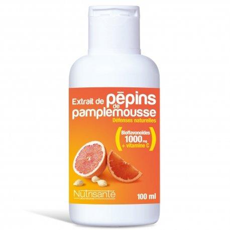 Nutrisante Extrait Pepins de Pamplemousse 1000mg 100ml
