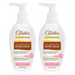 Rogé Cavaillès Duo Pack Soin Toilette Intime Extra-Doux 2x200ml