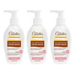 Rogé Cavaillès Trio Pack Soin Toilette Intime Extra-Doux 3x500ml