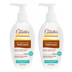 Rogé Cavaillès Duo Pack Soin Toilette Intime Fraicheur 2x200ml