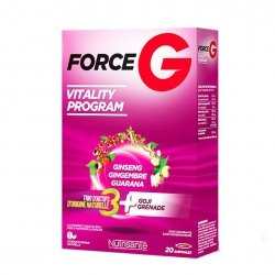 Nutrisanté Force G Vitality Program 20 ampoules