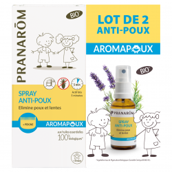 Pranarôm Pack Traitement Anti-Poux