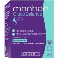 Manhaé Gluco Balance 60 jours 60 sachets