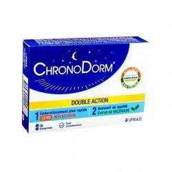 Iprad ChronoDorm Double Action Sommeil x15 Comprimés