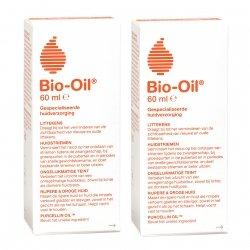 Bio-oil Duo Pack Huile regénérante 60ml
