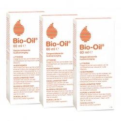 Bio-oil Trio Pack Huile regénérante 60ml