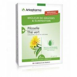 Arkopharlulesma Brûleur de Graisses & Elimination 40 gélules