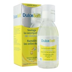 Dulcosoft Soulage la Constipation Solution Buvable 250ml