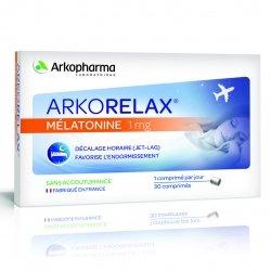 Arkopharma Arkorelax Mélatonine 1mg 30 comprimés