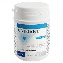 Pileje Unibiane Acide Alpha Lipoique 60 comprimés
