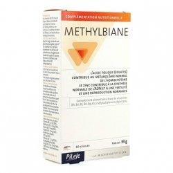 Pileje Methylbiane 60 gélules