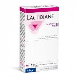 Pileje Lactibiane Tolérance 45 gélules