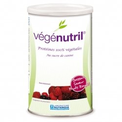 Nutergia Vegenutril Boisson Fruits Rouges 300g