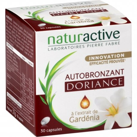 Doriance Autobronzant 30 capsules